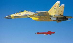 Ρωσία: Παρέδωσε στην Κίνα 200 αντιπλοϊκούς πυραύλους Kh-59