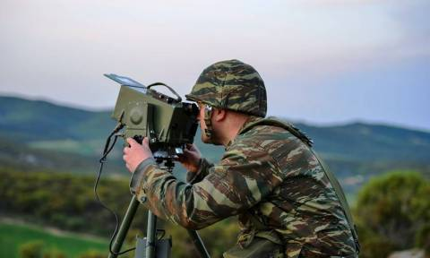Εκπαίδευση Πυροβολικού της XII Μηχανοκίνητης Μεραρχίας Πεζικού (pics)