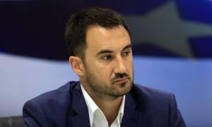 Ο Χαρίτσης αναλαμβάνει την Ειδική Γραμματεία για το άσυλο και τη μετανάστευση
