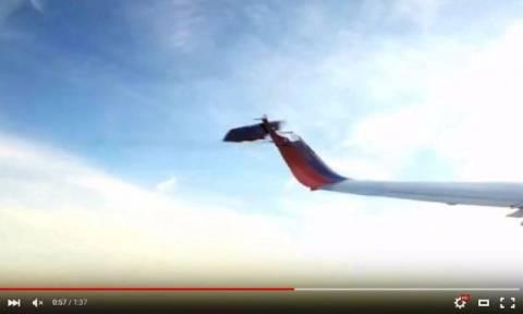 Αεροσκάφος της British Airways χτυπήθηκε στον αέρα από drone (Vid)