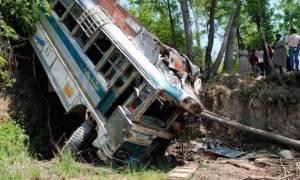 Τραγωδία στην Ινδία: 25 νεκροί καλλιτέχνες σε αυτοκινητιστικό δυστύχημα