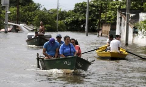 Ουρουγουάη: Εθνικό πένθος για τους επτά νεκρούς από τις πλημμύρες