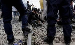 Ειδομένη: Άνοιξε μετά από 30 ημέρες η σιδηροδρομική γραμμή Ελλάδας - Σκοπίων