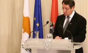 Президент Кипра Никос Анастасиадис сегодня примет участие в ежегодной  пресс-конференции