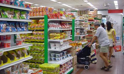 Αύξηση ΦΠΑ: 103 εκατ. η νέα επιβάρυνση των νοικοκυρίων μόνο από τρόφιμα