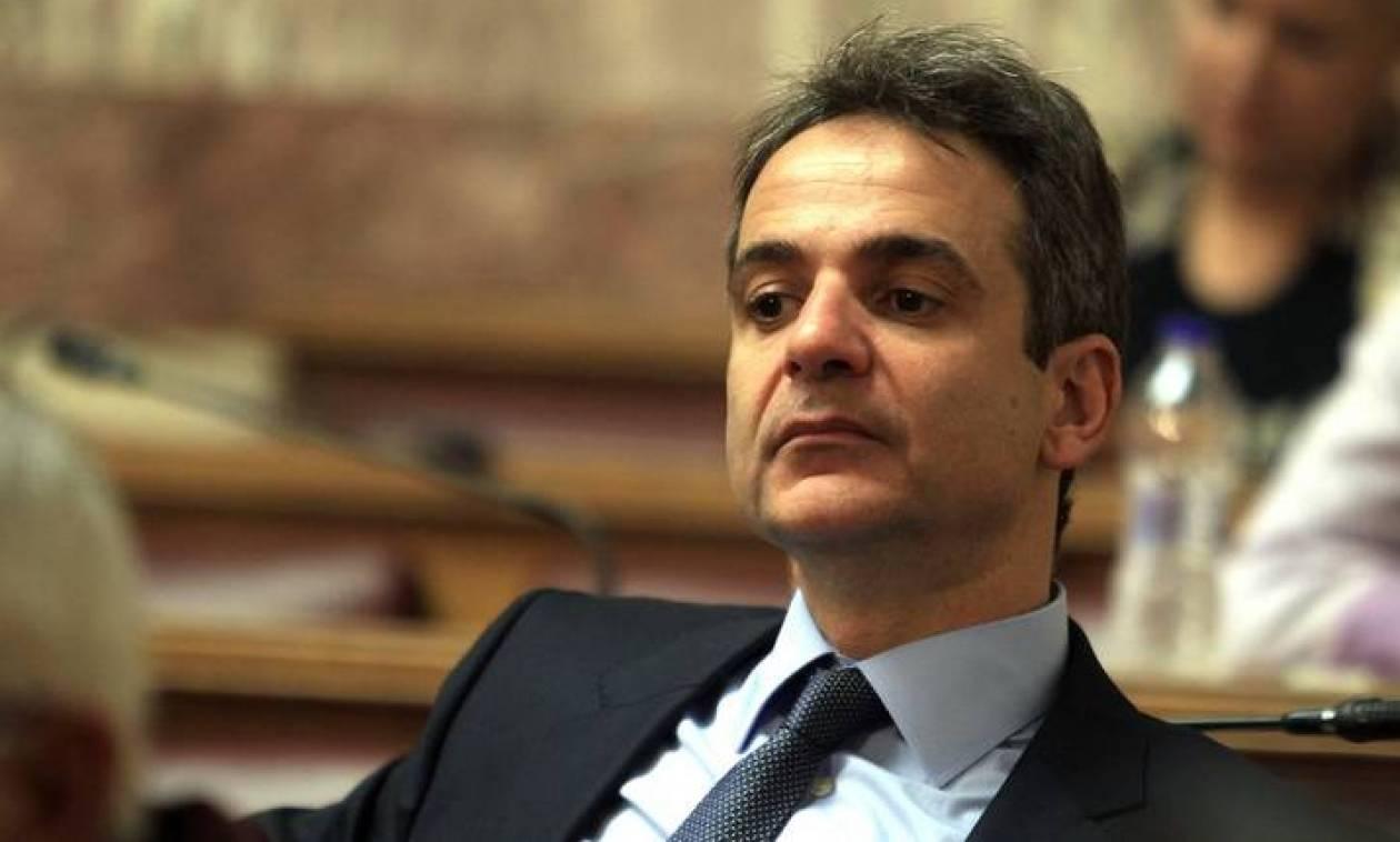 Επανιδρύει την ΟΝΝΕΔ ο Κυρ. Μητσοτάκης