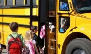 Από το λεωφορείο… στο νοσοκομείο: Ατύχημα με παιδιά δημοτικού στην Κνωσσό