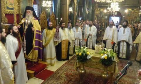 Το Λείψανο του Αγίου Ιωάννου Προδρόμου στην Καστοριά