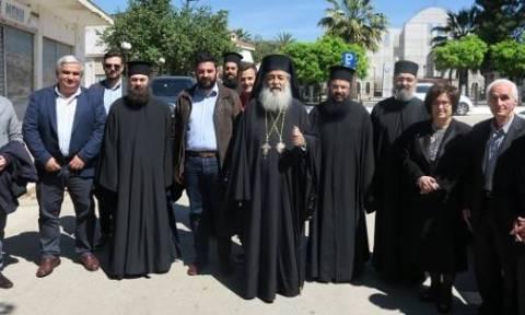 Φθιώτιδος Νικόλαος: Οι Χριστιανοί πρέπει να είναι υπηρέτες των ανθρώπων