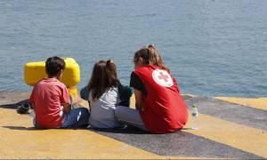 Προσφυγικό: Πρωτοβουλία των υπάλληλων της Ε.Ε για τη στήριξη του Ελληνικού Ερυθρού Σταυρού