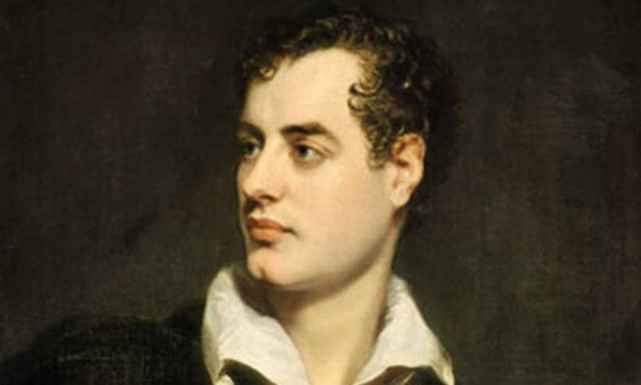 Σαν σήμερα το 1824 «έφυγε» ο Άγγλος φιλέλληνας Λόρδος Βύρωνας