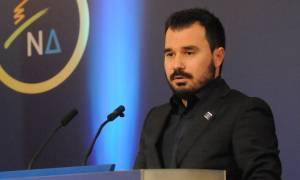 Ραγδαίες εξελίξεις στη ΝΔ: Παραιτήθηκε ο Παπαμιμίκος, διεγράφη ο Γεωργιάδης