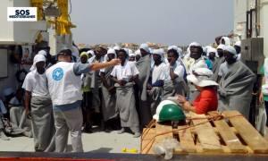 Ιταλία: Διακόσιοι νεκροί από το νέο ναυάγιο ανοικτά της Αιγύπτου