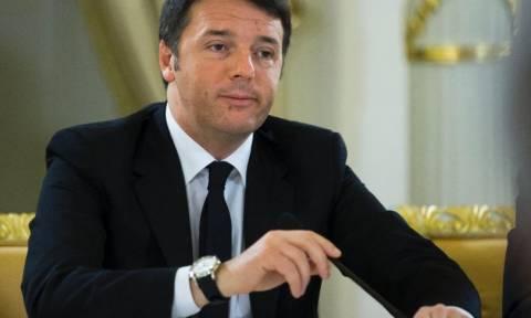 Ιταλία: «Η Ευρώπη πρέπει να αντιμετωπίσει το μεταναστευτικό» δηλώνει ο Ρέντσι