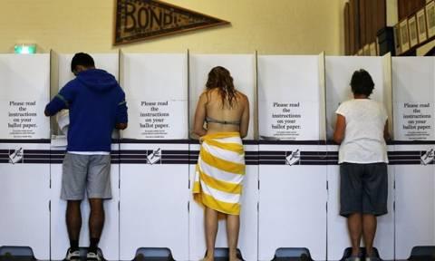 Σε μακρά προεκλογική περίοδο η Αυστραλία
