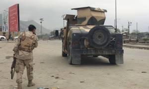 Έκρηξη – Αφγανιστάν: Χωρίς ανθρώπινες απώλειες από την επίθεση η Διοίκηση του ΝΑΤΟ (Pic)