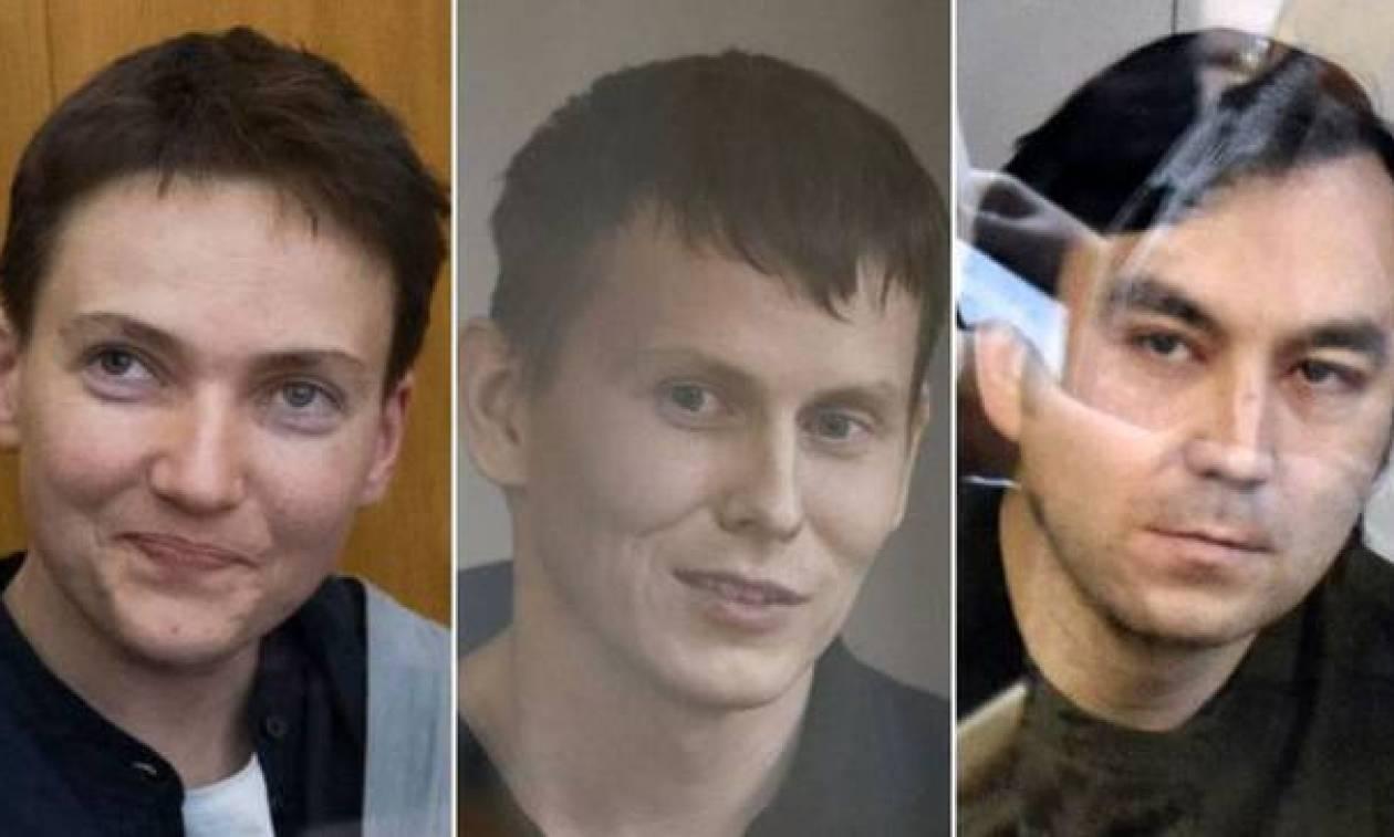 Τηλεφωνική συνομιλία Πούτιν και Ποροσένκο για ενδεχόμενο ανταλλαγής αιχμαλώτων