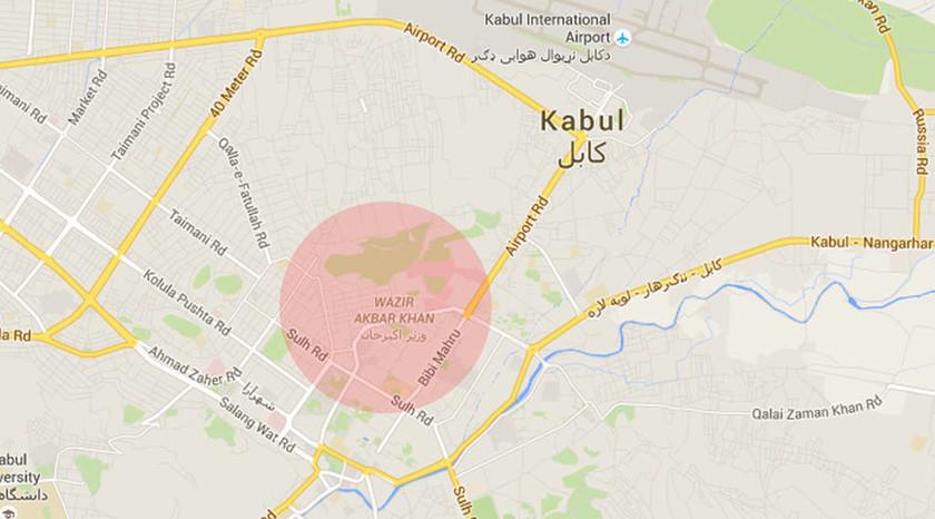 Αφγανιστάν: Τουλάχιστον 24 οι νεκροί από την ισχυρή έκρηξη που συγκλόνισε την Καμπούλ (Pics & Vids)