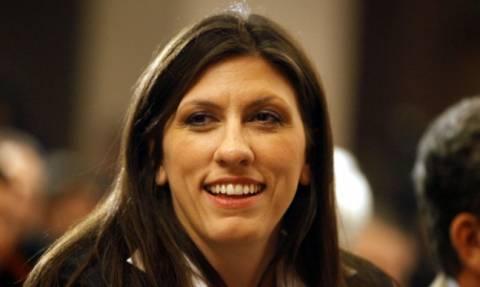Το κόμμα της «Πλεύση Ελευθερίας» παρουσιάζει σήμερα Τρίτη η Ζωή Κωνσταντοπούλου
