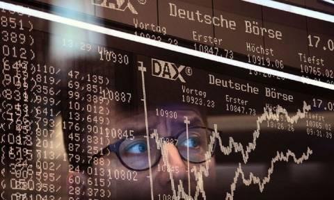 Χρηματιστήριο: Σε υψηλό μήνα η Ευρώπη