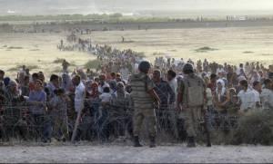 Βοήθεια ύψους 110 εκατ. ευρώ στην Τουρκία για το προσφυγικό ενέκρινε η Κομισιόν