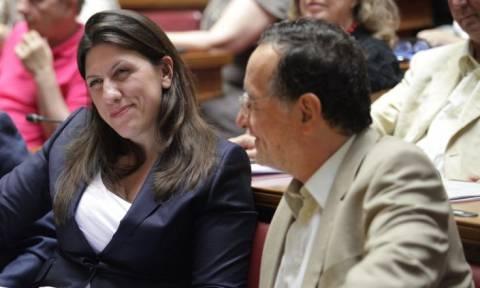Πλεύση Ελευθερίας - Λαφαζάνης: Θέλουμε συνεργασία με το νέο κόμμα της Ζωής Κωνσταντοπούλου