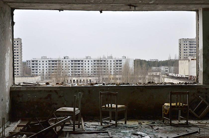 Τσερνομπίλ: 30 χρόνια χωρίς ανθρώπινη παρουσία (Pics)
