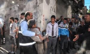 Τουρκία: Πέντε οι νεκροί από τη ρίψη ρουκετών από τη Συρία