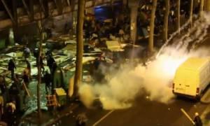 Επεισόδια από μετανάστες στο Καλαί της Γαλλίας