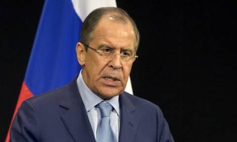 Λαβρόφ: Κάποιοι «παίκτες» προσπαθούν να εκτροχιάσουν τις ειρηνευτικές συνομιλίες για τη Συρία
