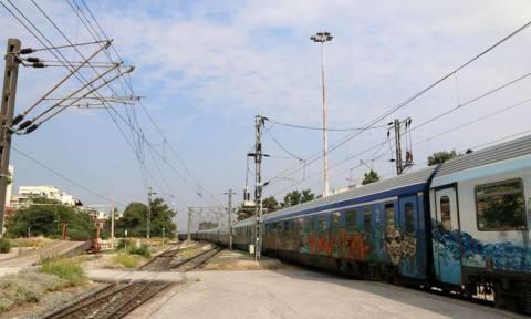 Ασύλληπτη τραγωδία στη Λάρισα – Τρένο παρέσυρε και διαμέλισε 32χρονο