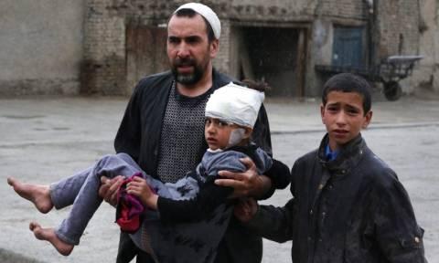 Αφγανιστάν: 64 νεκροί και 347 τραυματίες ο απολογισμός της αιματηρότερης επίθεσης από το 2011 (Vid)