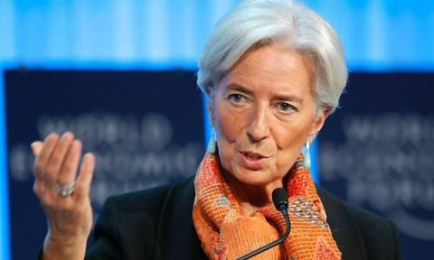 Λαγκάρντ: Θέλουμε να γυρίσει η ανάπτυξη στην Ελλάδα