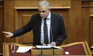 Βουλή - Τόσκας: Στο υπουργείο Προστασίας του Πολίτη βρέθηκαν 2.200 «κρυφοί φάκελοι»