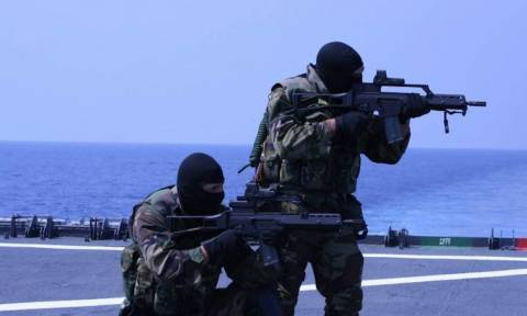 Daily Star: Η Βρετανία στέλνει κομάντος στις βάσεις στην Κύπρο