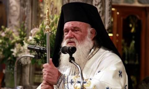 Αρχιεπίσκοπος Ιερώνυμος: Αξίζει ένα μεγάλο ευχαριστώ στους ομογενείς μας