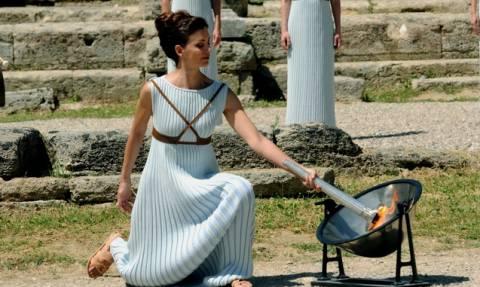 Αρχαία Ολυμπία: Δείτε LIVE την τελετή αφής της Ολυμπιακής Φλόγας