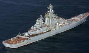 Το ρωσικό καταδρομικό «Ναύαρχος Ναχίμοφ» εξοπλίστηκε με υπερηχητικούς πυραύλους «Zircon»
