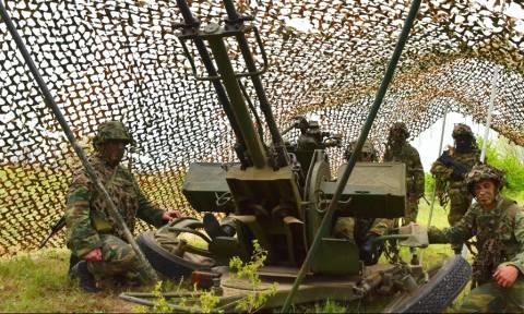 Εκπαίδευση Μηχανοκίνητης Μεραρχίας Πεζικού (pics)