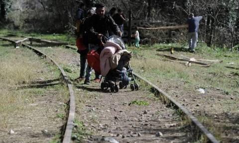 Προσφυγικό - ΤΡΑΙΝΟΣΕ: Τεράστια η ζημιά από το κλείσιμο της Ειδομένης