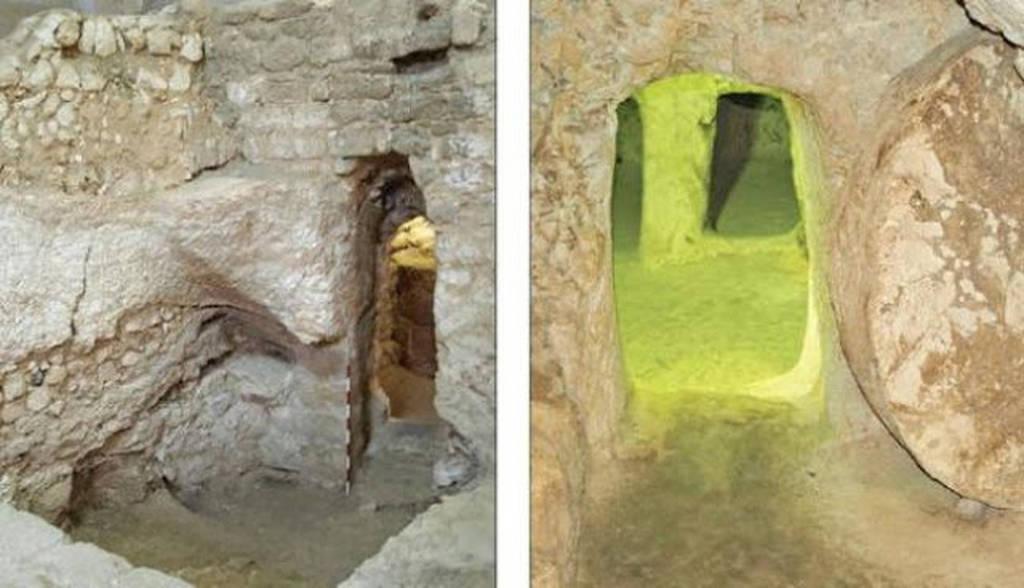 Το σπίτι όπου λέγεται ότι μεγάλωσε ο Ιησούς Χριστός...(pic)