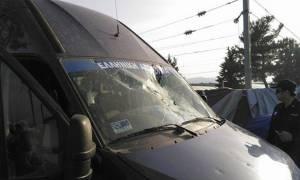 Πέθανε ο πρόσφυγας που τραυματίστηκε από το βαν της αστυνομίας στην Ειδομένη