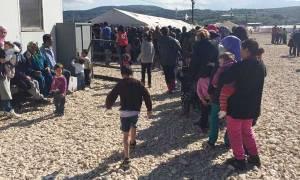 Δράμα: Άγρια επεισόδια μεταξύ προσφύγων στον καταυλισμό - Στο νοσοκομείο 2χρονο αγοράκι