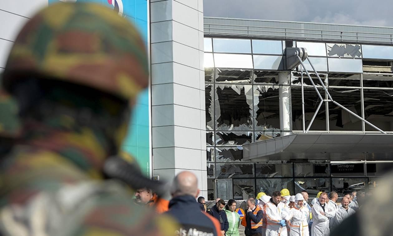 Τρομοκράτης που ανατινάχθηκε στο αεροδρόμιο των Βρυξελλών δούλευε εκεί για... 5 χρόνια!