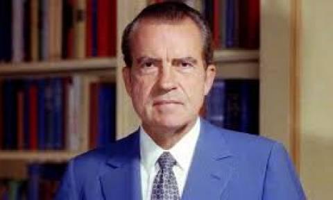 Σαν σήμερα το 1994 πέθανε ο Ρίτσαρντ Νίξον