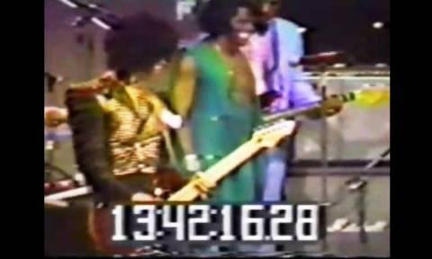 Σπάνιο βίντεο: Όταν ο Prince, o Michael Jackson και ο James Brown μοιράστηκαν την ίδια σκηνή