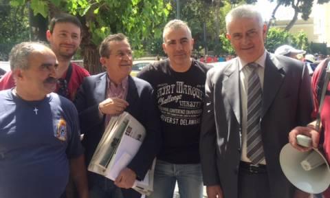 Νικολόπουλος: Στο πλευρό των δασοπυροσβεστών οι Χριστιανοδημοκράτες