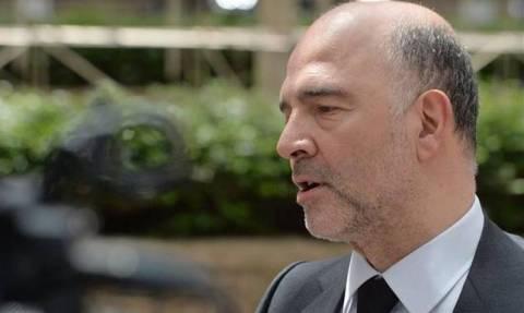 """Пьер Московиси: """"Греция достигла прогресса, мы приблизились к цели"""""""
