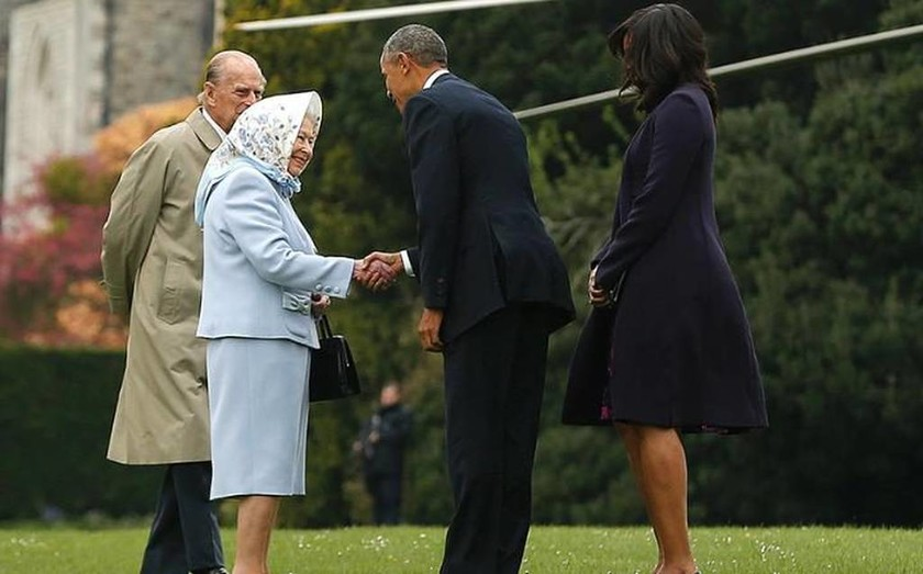 Ο Ομπάμα καλεί τους Βρετανούς να παραμείνουν στην Ευρωπαϊκή Ένωση (Pics)