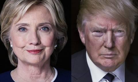 Προεδρικές εκλογές ΗΠΑ 2016: Μονομαχία Τραμπ - Κλίντον για τη θέση του «πλανητάρχη» (vids)